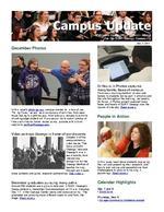 Campus Update December 7, 2011