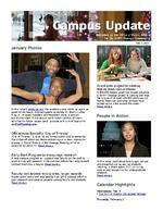 Campus Update February 1, 2012