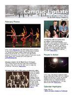 Campus Update February 15, 2012