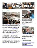 Campus Update February 29, 2012