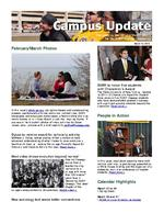 Campus Update March 14, 2012