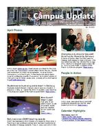 Campus Update April 25, 2012