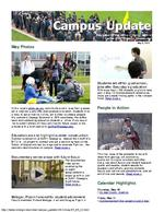 Campus Update May 9, 2012