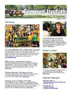 Campus Update September 12, 2012