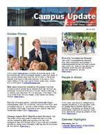 Campus Update October 24, 2012