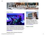 Campus Update January 30, 2013