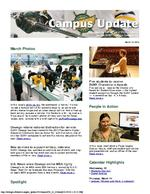 Campus Update March 13, 2013