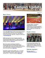 Campus Update March 27, 2013