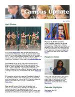 Campus Update April 10, 2013