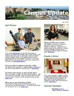 Campus Update April 24, 2013