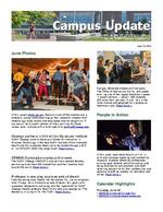 Campus Update June 19, 2013
