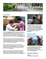 Campus Update July 17, 2013