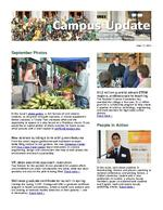 Campus Update September 11, 2013