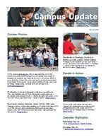Campus Update October 23, 2013