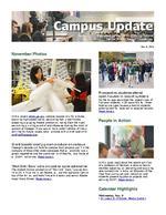 Campus Update November 6, 2013