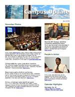 Campus Update November 20, 2013