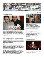 Campus Update February 12, 2014