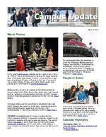 Campus Update March 12, 2014