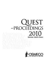 Quest Proceedings 2010