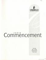 2004 - May - AM - Commencement - SUNY Oswego