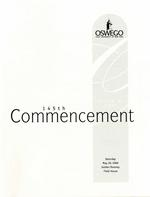 2006 - May - AM - Commencement - SUNY Oswego