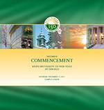 December Commencement 2011