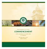 One Hundred Fifty-First Commencement