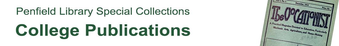 College Publications